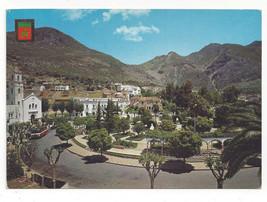 Morocco Maroc Chaouen Plaza Mohamad V Chefchaouen Vtg Postcard 4X6 - $5.52