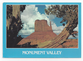 Mounument Valley AZ Navajo Tribal Park 1994 Emil Muench Postcard 4X6 - $5.52