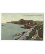UK Ilfracombe North Parade Capstone Hill Devon Vtg J Valentine Postcard ... - $4.84