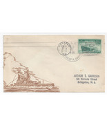 Naval Cover USS Robert A. Owens Philatelic Cover 2 postmarks - $4.84