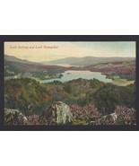 Scotland Loch Achray Loch Vennachar Vtg Valentines Postcard Stirling Tro... - $4.99
