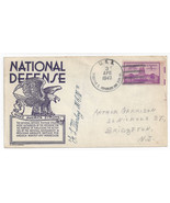 USS Theordore E. Chandler DD-717 Destroyer 1947 Naval Cover Anderson Cachet - $5.52