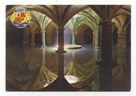 Morocco Maroc El Jadida Portugese Cistern Armory Vtg Postcard 4X6 - $4.99