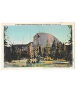 WY Yellowstone Park Mount Haynes Madison Canyon Vtg Linen Postcard Wyoming - $5.52