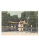 France Versailles Palais Petit Trianon Maison Reine Queens House Vtg Pos... - $6.49