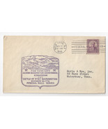 Washington Bicentennial New York Federal Hall Series Cover 1932 Battle F... - $4.99