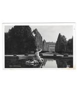 RPPC Austria Wien Schonbrunn Palace Fountain Vtg AG Real Photo Postcard - $5.52