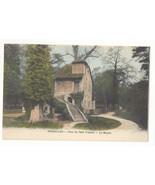 France Versailles Parc du Petit Trianon Le Moulin The Mill Vtg Postcard - $6.49