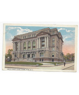 Utica NY Oneida County Court House New York ca 1920 Chas Hughes Postcard - $6.49