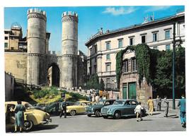 Italy Genoa Genova Houseof Columbus Towers Gate Soprana Vtg Postcard 4X6 - $6.49