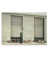 Sculpture Jose de Rivera Infinity Kinetic Steel Smithsonian Vtg Postcard... - $6.49