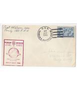 USS Franklin D. Roosevelt  CVB-42 Aircraft Carrier Navy Day 1946 Cachet ... - $4.84
