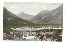 Scotland Glen Sannox Vtg Isle of Arran Postcard c1910 - $6.49
