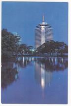 Bangkok Thailand Dusit Thani Hotel Western International Vintage Postcar... - $4.84