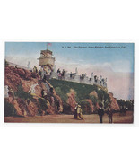 San Francisco CA Sutro Heights The Parapet Vintage PNC SF No 363 Postcard - $4.99