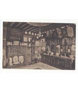 France Gonneville La Mallet Hotel Aubourg Salle Peintures Vtg c 1910 ND ... - $6.49