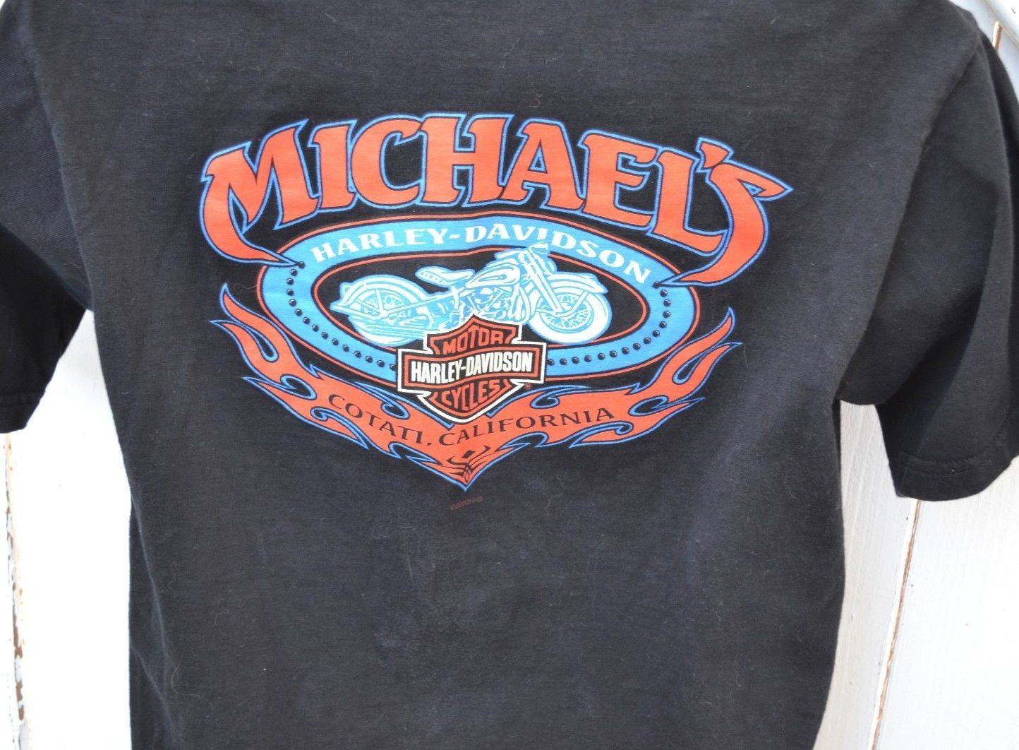 From other countries t shirts harley country davidson new