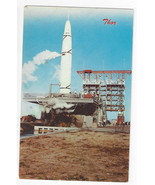 FL Thor Missile Patrick Air Force Base Test Center SM-75 Vintage USAF Po... - $6.78