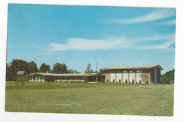 NY Schenectady Dominican Retreat House for Women Vintage Postcard - $6.78