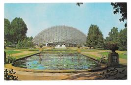 MO Climatron Geodesic Dome St Louis Missouri Botanical Garden Vtg Postcard - $5.52