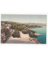 Switzerland Lausanne Ouchy Le Quai Vintage Photoglob Postcard ca 1910 - $5.50