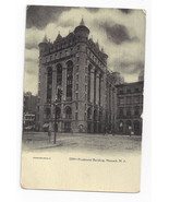 Newark NJ Prudential Building Souvenir Post Card Co UND Postcard ca 1905 - $4.99