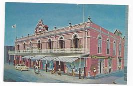 Barbados Da Costa Musson Ltd Broad Street Duty Free Shop Vintage Postcard - $4.99