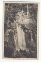NH RPPC Lost River Paradise Falls White Mountains Vtg Real Photo Postcard - $6.49