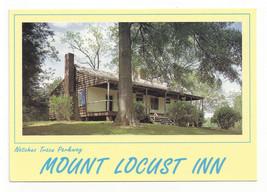 Natchez Trace Parkway Mount Locust Inn MS g Postcard 4X6 Mississippi - $4.84