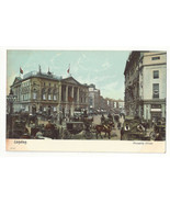 UK England London Piccadilly Circus Vtg H M & Co Postcard ca 1910 - $5.52