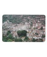 Mexico Taxco Guerrero Panoramic View Vtg Mark Turok Postcard - $4.99