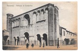 Italy Ravenna Palazzo di Teodorico Vtg Postcard - $5.81