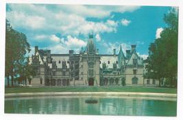 NC Biltmore House and Gardens Vanderbilt Estate Asheville Vintage Postcard - $4.99