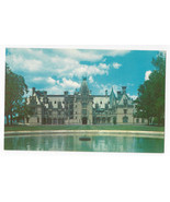 NC Biltmore House and Gardens Vanderbilt Estate Asheville Vintage Postcard - $4.99