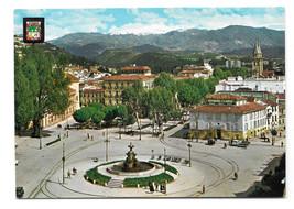 Spain Granada Puerta Real Sierra Nevada Vtg Postcard 4X6 - $5.81
