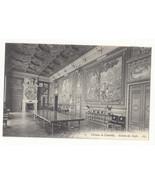 France Chateau Chantilly Galerie des Cerfs Stags Vtg Lucien Levy Postcar... - $5.62