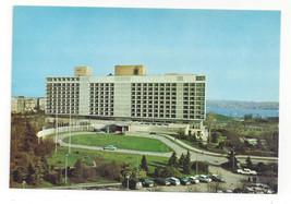 Turkey Istanbul Hilton Hotel Vtg Postcard 4X6 - $7.56