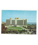 Turkey Istanbul Hilton Hotel Vtg Postcard 4X6 - $4.99