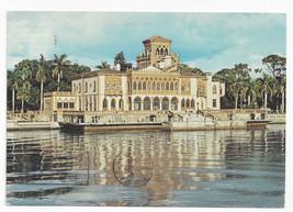 Sarasota Florida Ringling Residence Museum Vintage Postcard 4X6 - $7.56