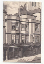 UK Oxford Mitre Hotel Vtg Frith's Postcard - $7.56
