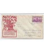 Naval Cover USS Coral PY-15 FDPS First Day Postal Service 1941 Anderson ... - €6,46 EUR