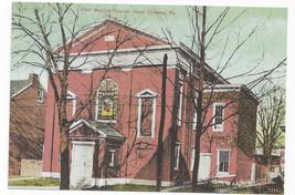 West Chester PA First Baptist Church Bicentennial Repro Postcard 1999 4X6 - $6.49