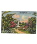 FL Daytona Beach Waterfront Park American Legion Memorial Fountain Vtg P... - $6.49