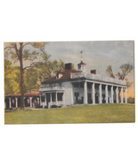 VA Mount Vernon George Washington Vtg Ruth Murray Miller Postcard 1936 - $6.49