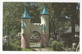 Canada Lafontaine Park Children's Zoo Garden of Wonder Montreal Quebec Postcard - $6.49