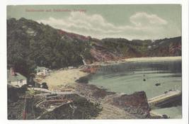 UK Devon Torquay Babbacombe Oddicombe Vtg C Way ca 1905 Postcard - $7.75