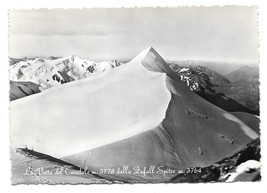 RPPC Italy Gruppo Ortler Summit Cevedale from Zufall Spitze Vtg Postcard... - $7.75