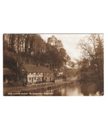 UK Godalming Eashing Houses Vtg Judges Sepia Postcard Surrey England - $9.65
