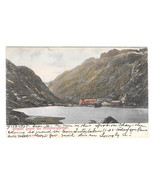 Switzerland Alps Grimsel Gegen die Brumberghorner Vintage UDB 1905 Postcard - $8.72