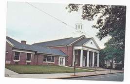 Media PA First United Methodist Church State & Lemon Sts 1975 Vintage Po... - $7.75